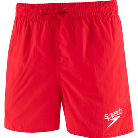 "speedo Essential 13"" shorts Drenge, fed red"